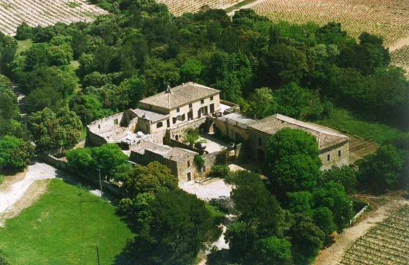 Deluxe sale house / villa Goudargues 630000€ - Picture 1