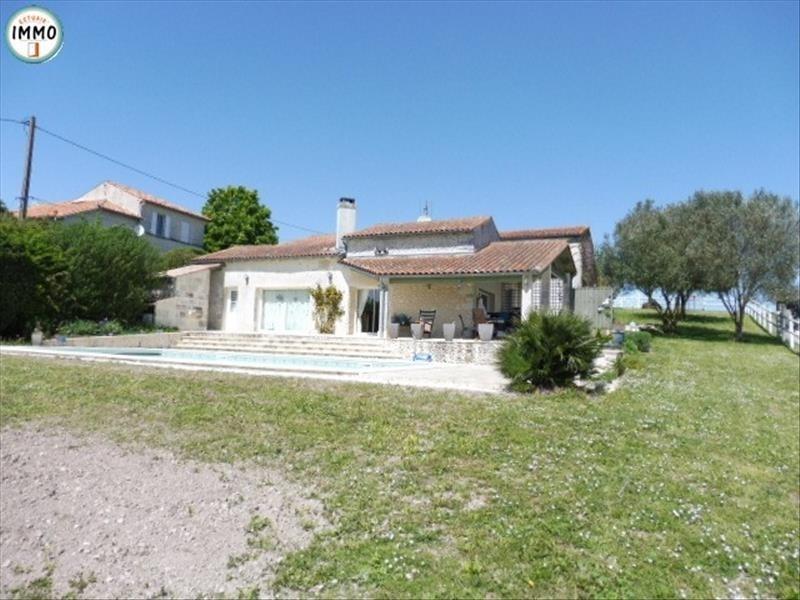 Vente maison / villa St dizant du gua 527500€ - Photo 1