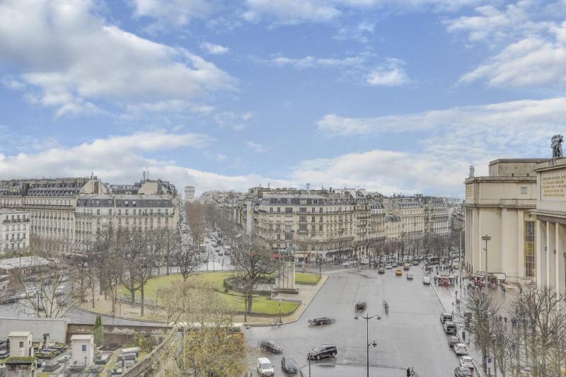 Location temporaire appartement Paris 16ème 8000€ CC - Photo 1