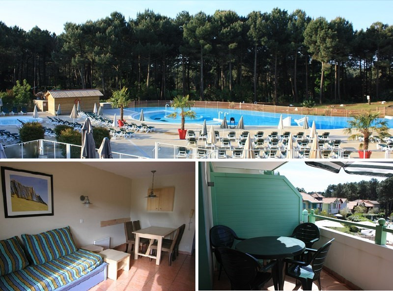 Vacation rental apartment Lacanau-ocean 395€ - Picture 1