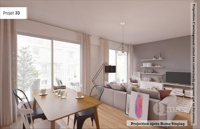 Vente appartement Asnieres sur seine 270 000€ - Photo 1