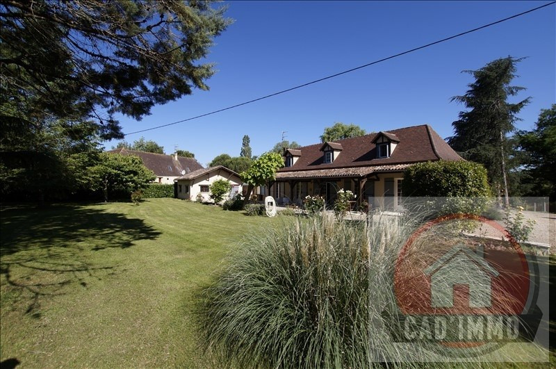 Sale house / villa Cours de pile 333 750€ - Picture 2