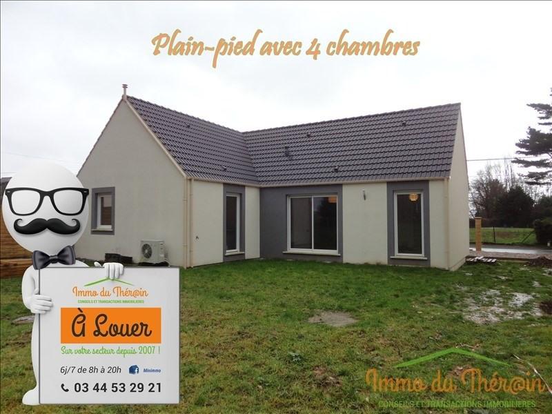 Location maison / villa Pisseleu 870€ CC - Photo 1