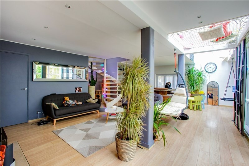 Sale apartment Colombes 820000€ - Picture 3
