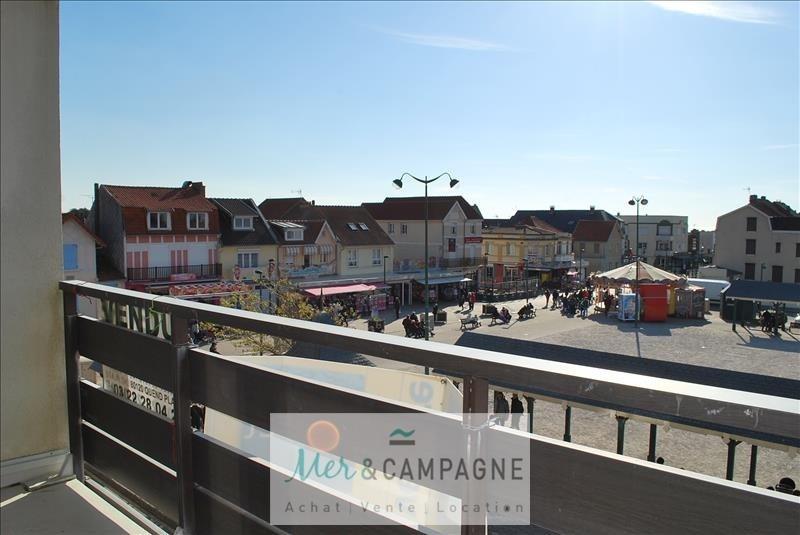 Sale apartment Quend 98000€ - Picture 2