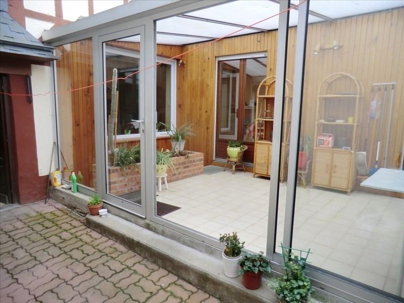 Vente maison / villa Fougeres 145600€ - Photo 1