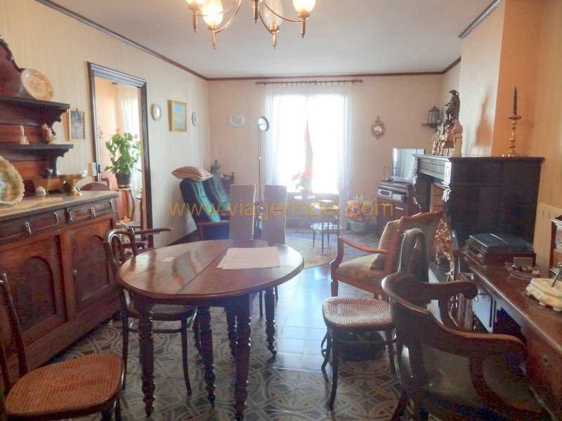 Lijfrente  huis Maureilhan 46000€ - Foto 3