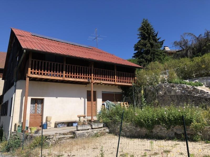 Vente maison / villa Viuz en sallaz 420000€ - Photo 1