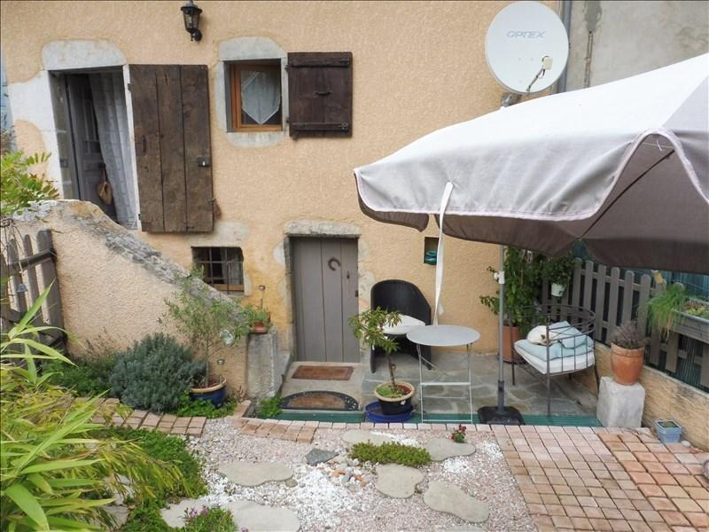 Sale house / villa Ruffieux 165000€ - Picture 1