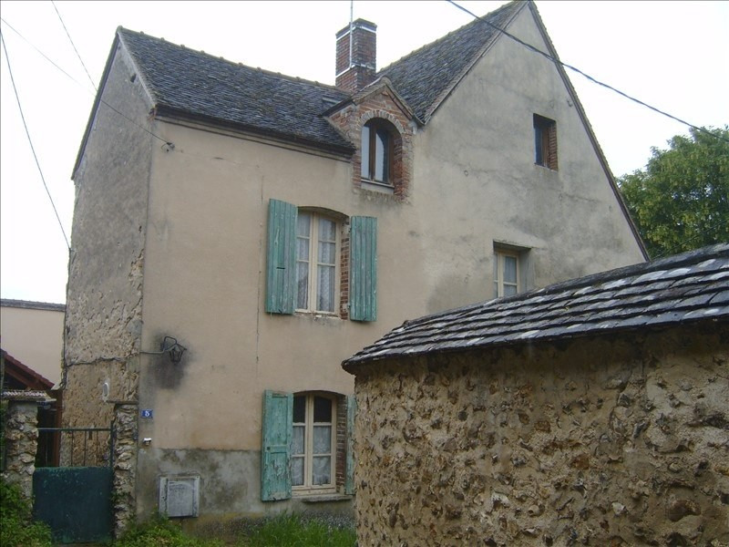 Vente maison / villa Villevallier 49800€ - Photo 1