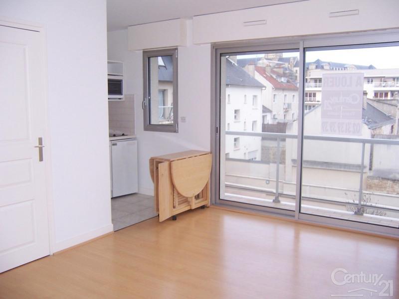 Locação apartamento Caen 520€ CC - Fotografia 1
