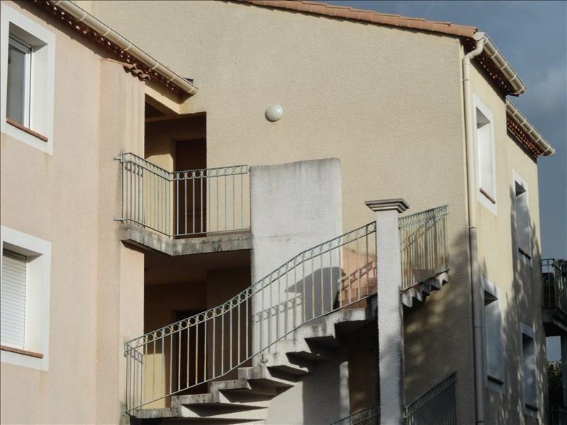 Produit d'investissement appartement Lunel 85600€ - Photo 3