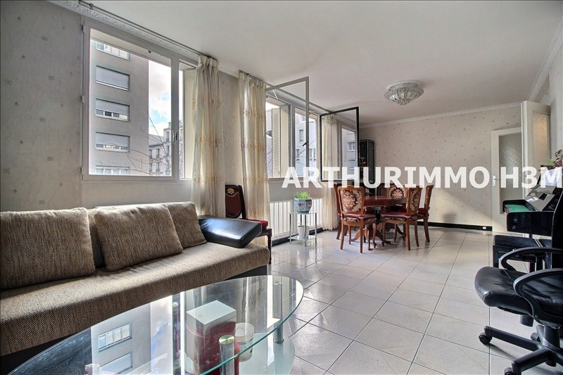 Sale apartment Paris 20ème 730 000€ - Picture 2