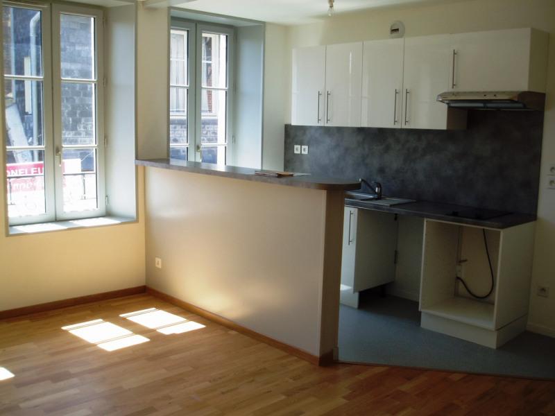 Alquiler  apartamento Honfleur 493€ CC - Fotografía 1
