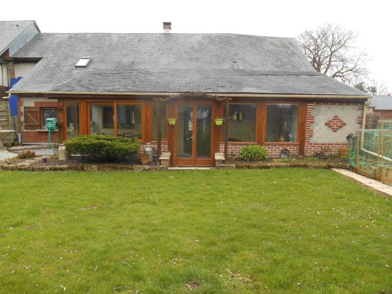 Vente maison / villa Auchy la montagne 198000€ - Photo 1