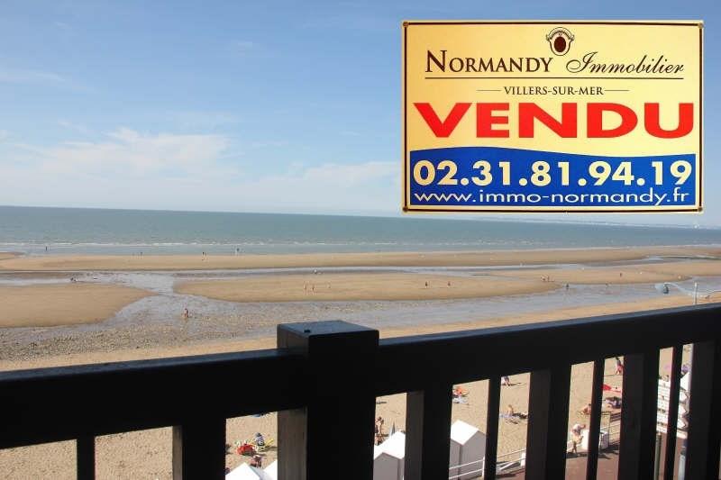 Deluxe sale apartment Villers sur mer 424000€ - Picture 2