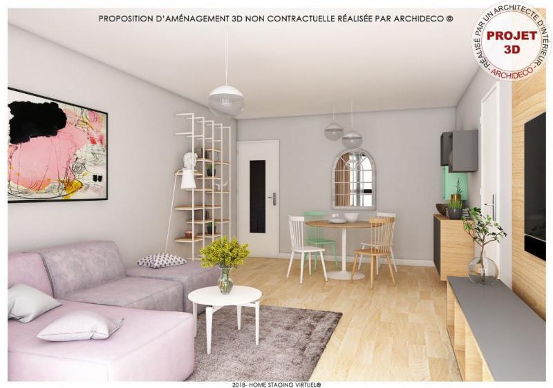 Vente appartement Colomiers 79000€ - Photo 2