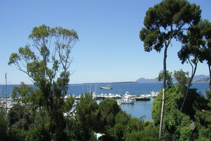 Deluxe sale apartment Cap d'antibes 3 150 000€ - Picture 1