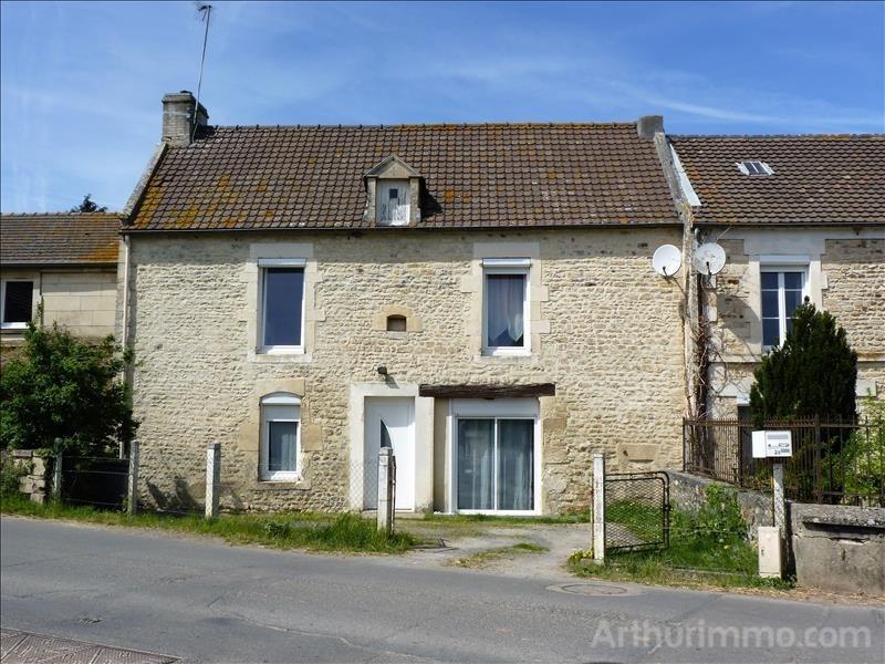 Vente maison / villa Bretteville sur laize 138700€ - Photo 1