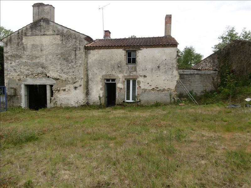 Vente maison / villa St georges de pointindoux 56 150€ - Photo 2