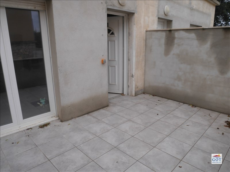 Verkoop  appartement St laurent de la salanque 117500€ - Foto 2