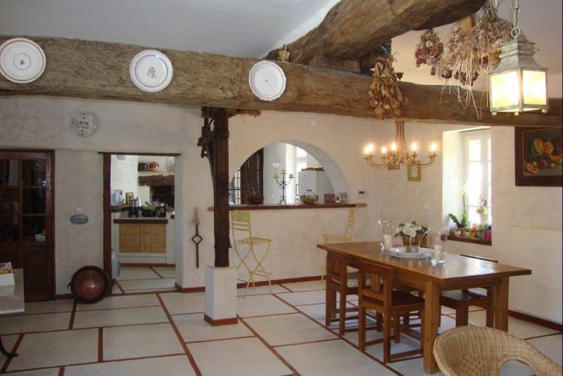 Deluxe sale house / villa Lagarde 615000€ - Picture 2