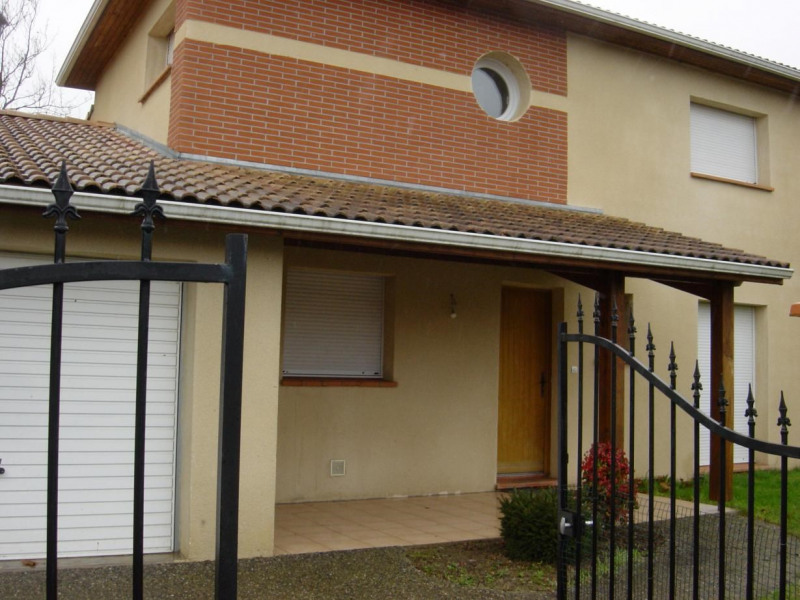 Rental house / villa Tournefeuille 1 209€ CC - Picture 1