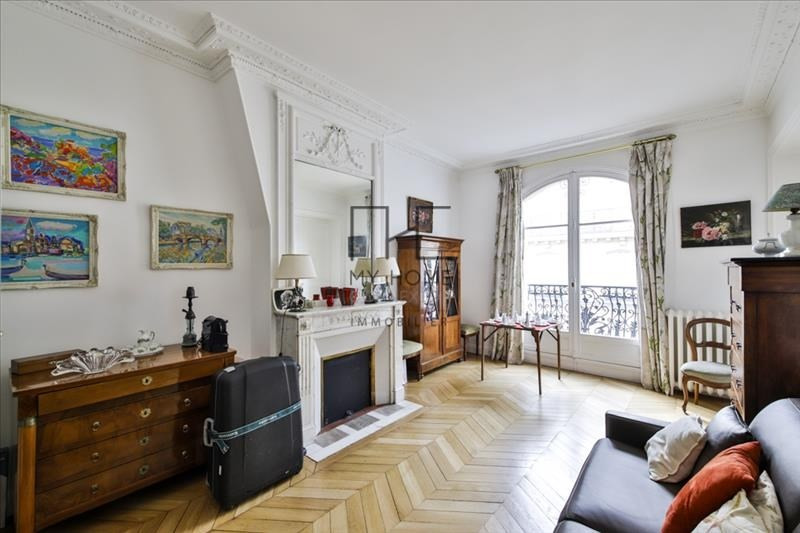 Vente de prestige appartement Paris 17ème 2 940 000€ - Photo 9