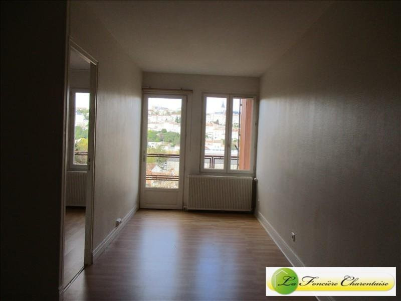 Rental apartment Angoulême 445€ CC - Picture 1