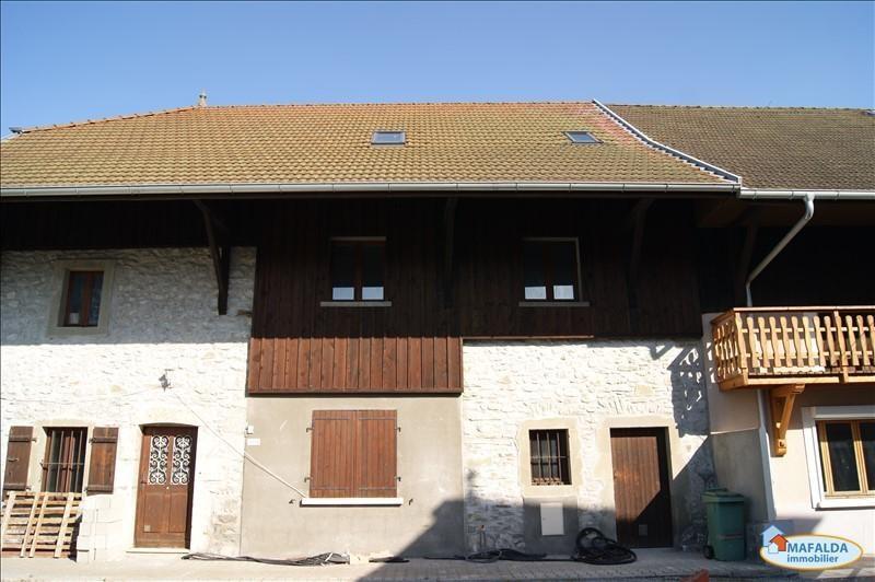 Vente appartement Saint pierre en faucigny 220000€ - Photo 1
