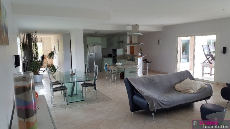 Deluxe sale house / villa Quint-fonsegrives 10 minutes 630000€ - Picture 2