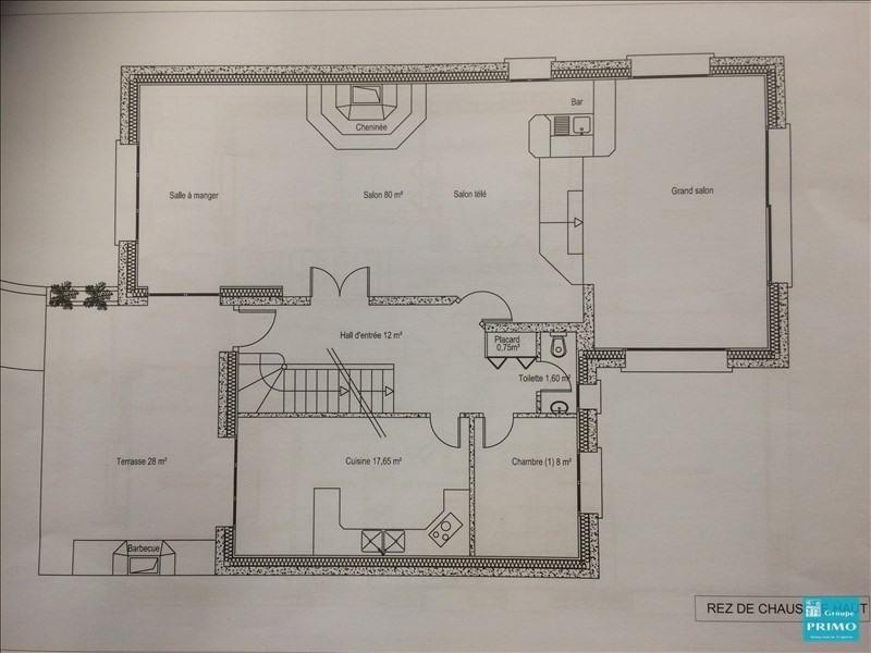 Vente maison / villa Igny 780000€ - Photo 10