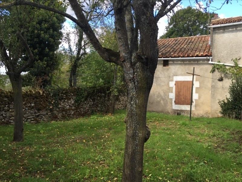 Vente maison / villa Aslonnes 87000€ - Photo 2