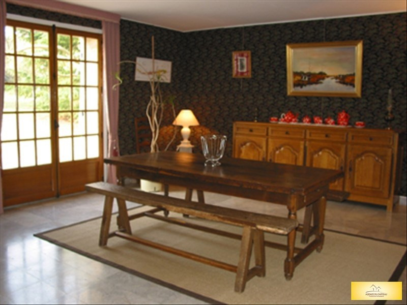 Venta de prestigio  casa Fontenay mauvoisin 1190000€ - Fotografía 5