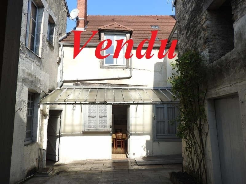 Vente maison / villa Centre ville chatillon 87000€ - Photo 1