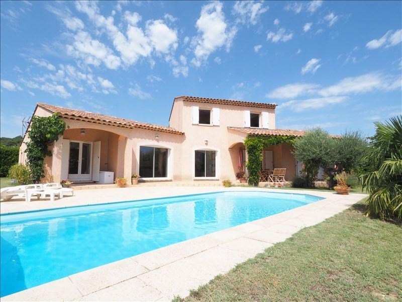Sale house / villa Manosque 495 000€ - Picture 1