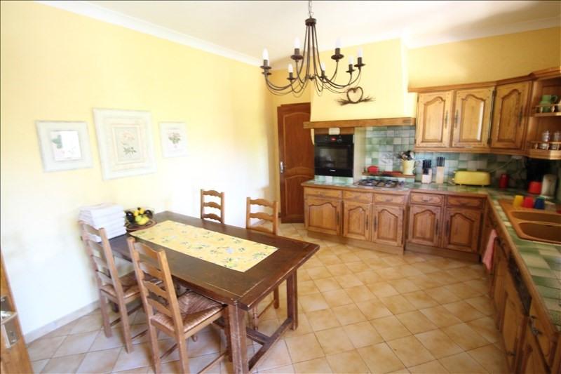 Vente maison / villa Pernes les fontaines 430000€ - Photo 6