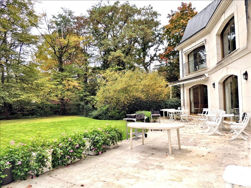 Vente de prestige maison / villa Le vesinet 3 700 000€ - Photo 2