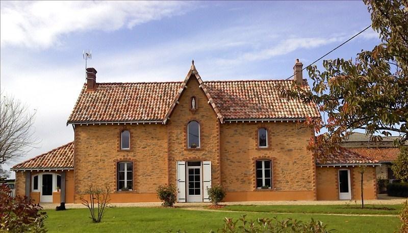Vente maison / villa Le pin en mauges 246500€ - Photo 2