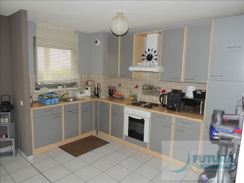 Sale apartment Oeting 98 000€ - Picture 2