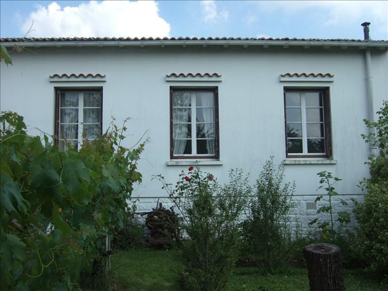 Sale house / villa Aulnay 89900€ - Picture 2