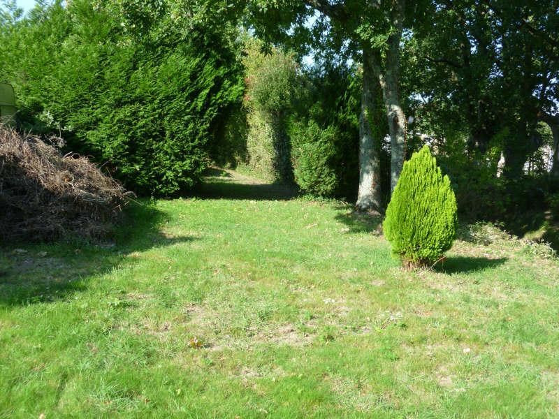 Vente terrain Sarzeau 80 000€ - Photo 1