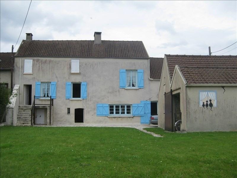 Sale house / villa Villers en arthies 244000€ - Picture 4