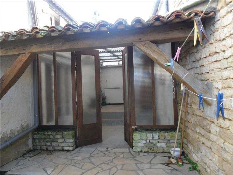Sale house / villa Dampierre sur boutonne 87000€ - Picture 8