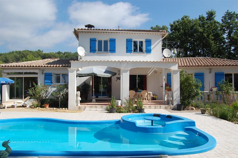 Vente maison / villa Fayence 499000€ - Photo 2