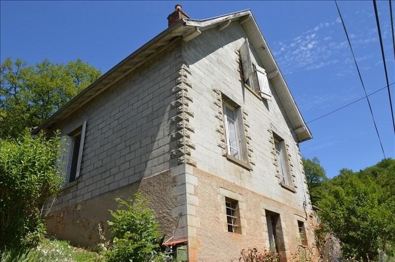 Vente maison / villa Figeac 55000€ - Photo 1