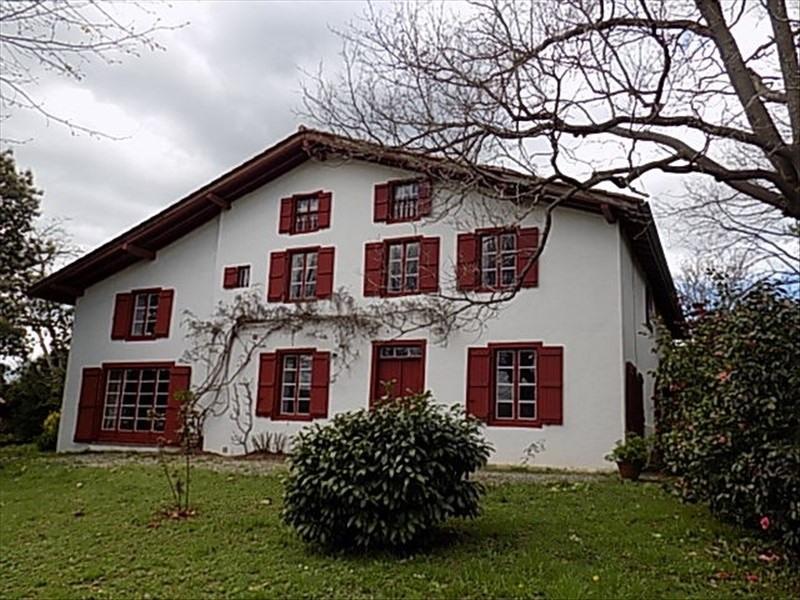 Vente de prestige maison / villa Halsou 596000€ - Photo 1