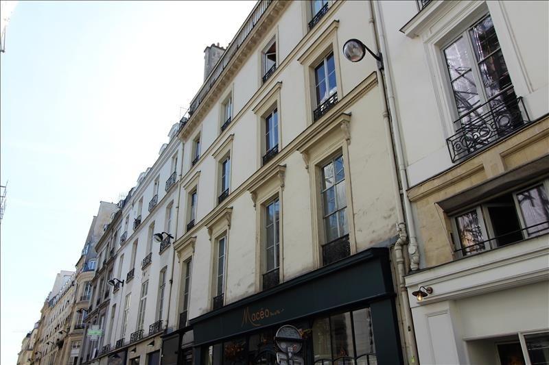 Venta  apartamento Paris 1er 999000€ - Fotografía 1