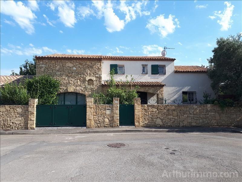 Vente maison / villa Lunel 330750€ - Photo 1