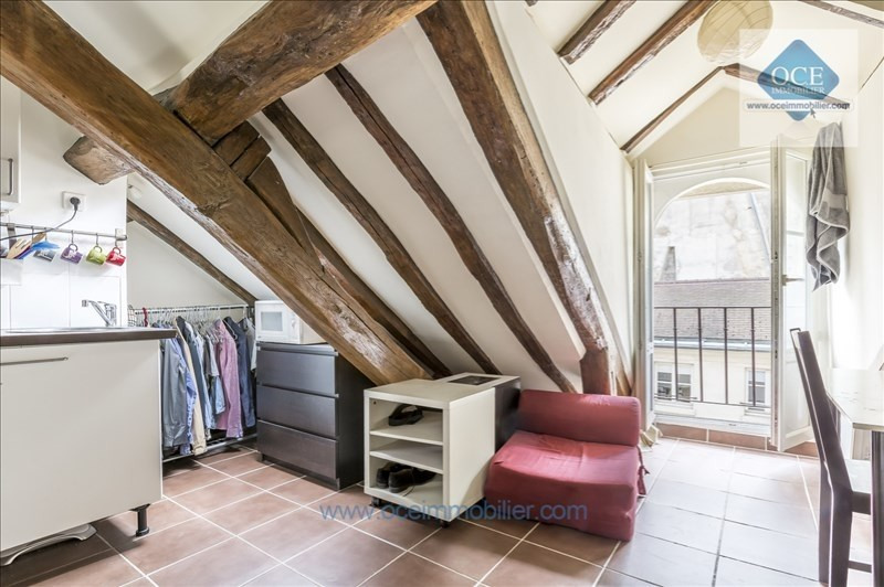 Sale apartment Paris 5ème 225 000€ - Picture 1